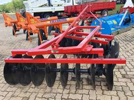 16 Disc Offset Harrow
