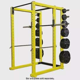 Heavy duty squat Racks specials running