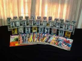 The classic marvel collection