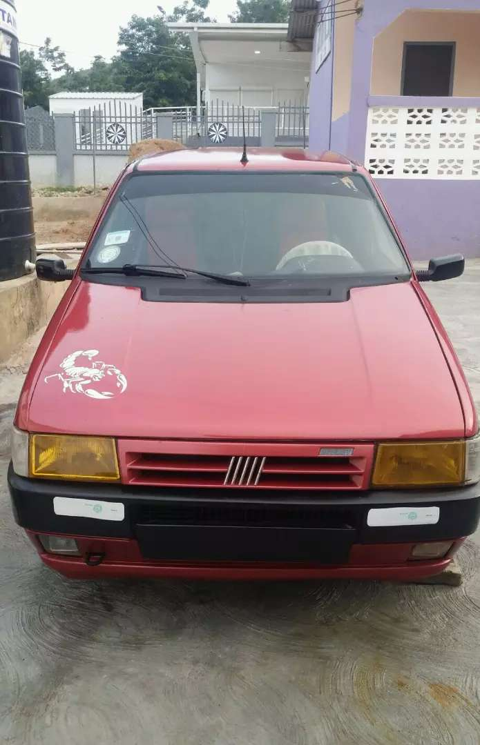Am selling my Fiat uno sports 0