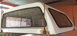 Hilux Double cab canopy