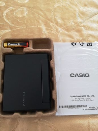 Новий електронний словник Casio EX-word EW-570 C Тернополь - изображение 3