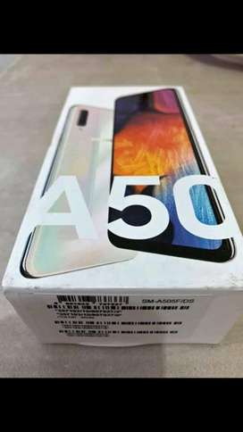 Sealed box samsung a 50