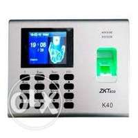 K40 time and attendance biometric 0