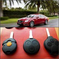Ключ СМАРТ Мерседес Smart City Fortwo, Roadster, Coupe 1кн.3кн.