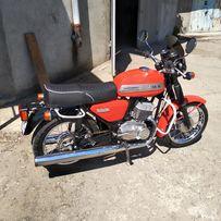 JAWA 350 638.5 Отличное состояние,после полной реставрации.