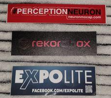 Naklejka Perception Neutron rekordbox EXPOLITE HOLOFIL