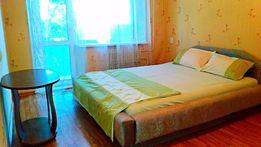 Посуточная аренда 1-комнатной квартиры Боссе, ул, Куприна 28