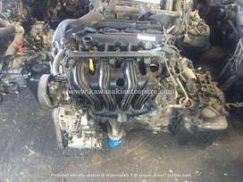 Used engine G4KC in perfect working condition 2.4L inline 4-cylinder