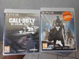 Ps3 games & controller for sale