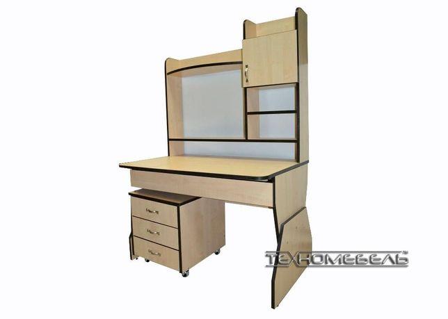 Парта-письменный стол с надстройкой от 3-х до 18 лет Киев - изображение 4