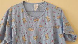 Koszula nocna piżama do karmienia