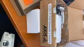 Axis P1354 Network Camera with extras