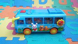 Танцующий автобус Huile Toys