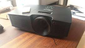 Optoma DLP 3d projector & Electronic Screen