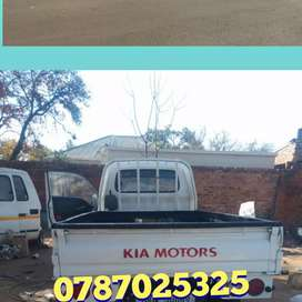 Transport and bakkies for hire