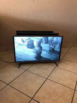 32 jvc curve tv led