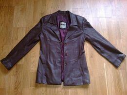 куртка жіноча шкіряна,італ.