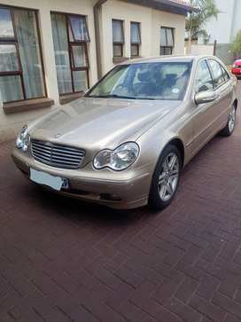 2002 Mercedes Benz c320 for sale