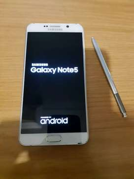 Note 5, clean