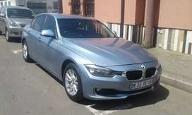 2015 BMW 316i automatic facelift leather interior