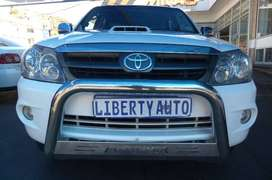 2006 Toyota Fortuner 3.0 D-4D 4x4 SUV 7 Seater Manual LIBERTY AUTO