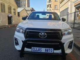 Pre Owned 2017 Toyota HILUX 2.4 GD-6 Single