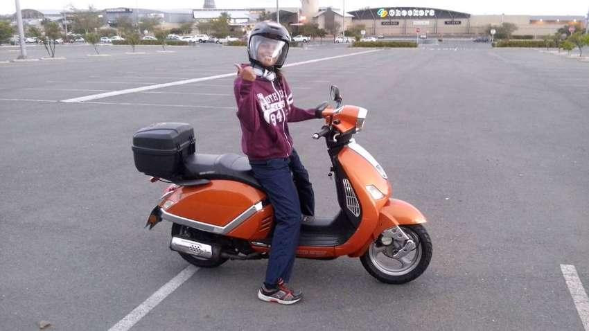 Big boy scooter for sale 0
