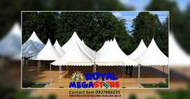 Pagoda Tents Mobile Vip Portable Toilets Freezers Chillers Kitchen