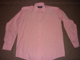 Рубашка персикового цвета 160-166 размер