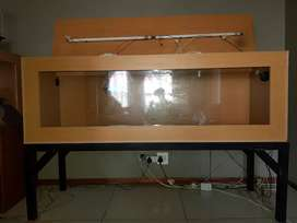 USED reptile cage for sale