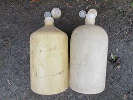 Продам пластмассовые бутыля для горюче-смазочных материалов