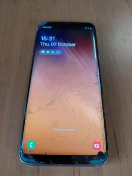 Samsung S8 and accessories