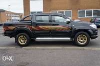 Toyota hilux double cab brand new car 0
