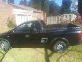 Small Bakkie for hire