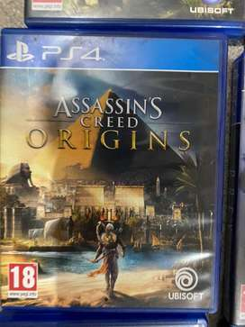 Ps 4 game - Assissins Creed Origins