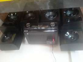 Sony 4.2 mgongo home theatre system
