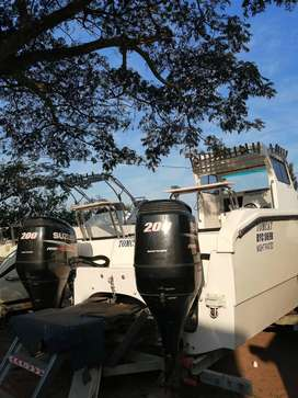 WANTED 50-70HP 4 STROKE OUTBOARDS