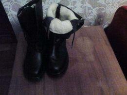 Ботинки мужские зимние 42 размер.