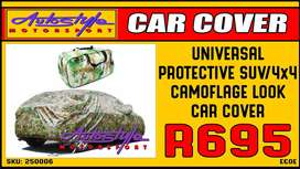Protective SUV-4 by 4 Camoflage Look Car Cover R695 other car covers a