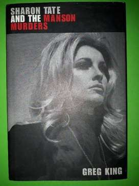 Sharon Tate And The Manson Murders - Greg King.