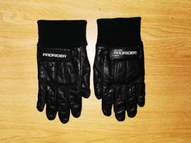 Prorider motorcycle gloves - Excellent condition