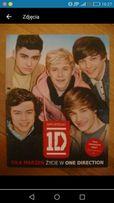 One Direction sila marzen ksiazka biografia 1D na prezent