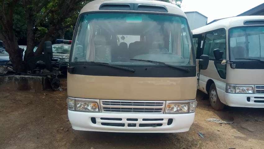 TOYOTA COASTER  BUS BRAND NEW 0