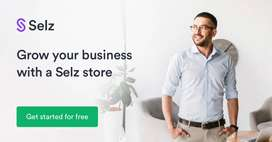 SELZ Build your online business now in seconds!