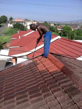 R J 's Roof Cleaning Services