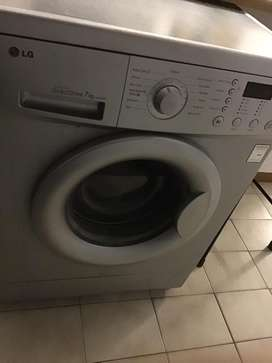 Lg Direct Drive Wash Machine
