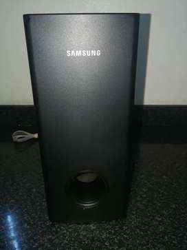 SAMSUNG 5.1 SURROUND SOUND SPEAKERS 6 ohm