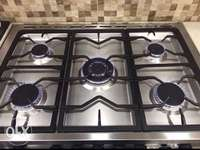 Gas Cooker CGC-50-B (3x1)1 Electric 3 Gas Burner 0
