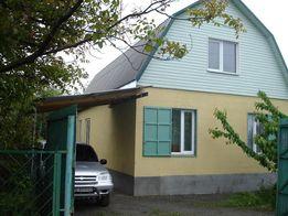 Дом-Дача Самаровка, капитальный, новый жилой дом.